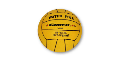 Balon o pelota de waterpolo Gimer Deporvillage Decathlon Amazon